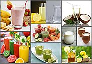 Healthy Drinks - Nutritious - Fit | Smart Healthy Foods