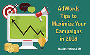 5 AdWords Tips to Maximize Your Campaigns in 2018 | Main Street ROI