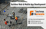 Builders Web Design and Mobile App Development Company in Madurai – Techno Genesis