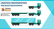 Transportation/Logistics Web and Mobile App Development Madurai – Techno Genesis