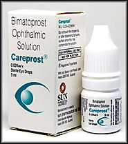 Buy Cheap Careprost Eye Drops UK | Order Careprost Drops Online| Cheap Bimatoprost USA