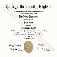 Duplicate Diploma for Office