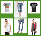 Lee Jeans & T-Shirts: Buy Lee Jeans Online at Best Price from Clothing Store - Infibeam.com