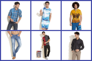 Mens Clothing Store: Buy Men Clothing Online, Men Clothes Shopping India - Infibeam.com
