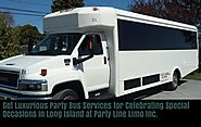 Take the benefits of Long Island Party Bus with Party Line Limo