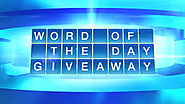 The Doctors TV Word of the Day Sweepstakes