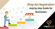 Shop Act Registration step by step Guide for Businesses