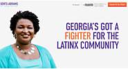 Why Is Mijente Mobilizing Latinx for Stacey Abrams? - Mijente