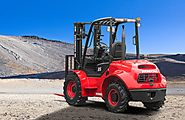 Choose the right Forklift for your Construction work