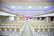 From Where It Actually Starts To Make An Event Complete! MS Marriage Halls