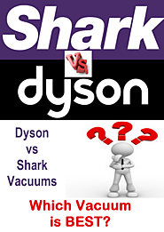 Shark vs Dyson – Which Vacuum is Better? (results)