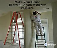 Painters in Hyderabad | Painting services in Hyderabad