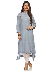 High Low Hem Kurtis