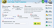 USB Data Theft Protection Software Coupon - Buy discounted softwares