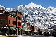 Ski at Telluride Ski Resort, Stay at Chipeta Solar Springs Resort