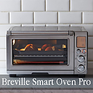 Breville Smart Oven Pro - Best Toaster Oven Kitchen Things