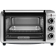 Black & Decker CTO6335S Stainless Steel Countertop Convection Oven - Kitchen Things