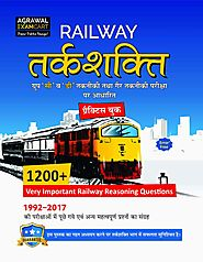 Buy Railway Tarkshakti Prikshan Exam Book Online – Examcart