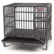 Best Heavy Duty Dog Crates – Sturdy and Affordable