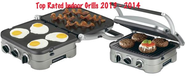 Best Rated Indoor Grills 2013 - 2014 via @Flashissue