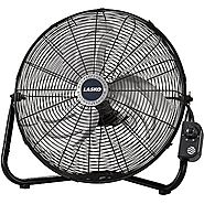 "Lasko 2264QM 20"" High Velocity Floor Fan"