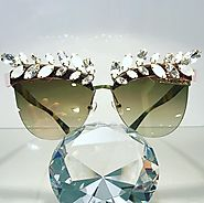 Most Expensive Sunglasses with Unique Eyeglass | Slaylebrity