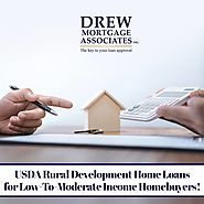 Facts About USDA Rural Development Home Loans