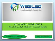 LED Explosion Proof Light Available Online @ Wesled.Com