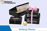 How These Custom Bakery Boxes Are Best For You? Order Online
