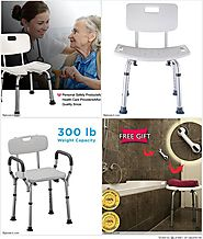 Top 10 Best Medical Shower Chairs for Adults Reviews 2018-2019 on Flipboard
