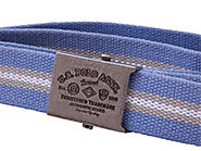 Fabric Belts & Suspenders