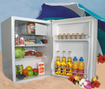 Small Frige Options For Truckers