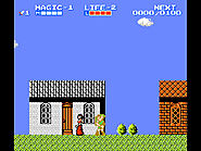 10. Zelda II: The Adventure of Link