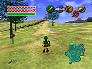 3. The Legend of Zelda: Ocarina of Time