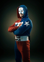 Real Life Superheroes Portraits