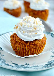 And for 9th place, I chose carrot muffins.