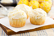 We have lemon muffins in 7th place!
