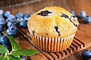 In 2nd place, *drumroll* we have blueberrymuffins!