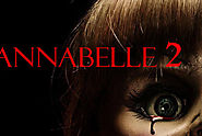 Number 6 Annabelle creation