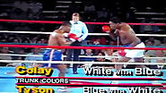Mike Tyson vs Robert Colay,