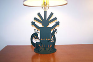 Southwestern Table Lamps | eBay