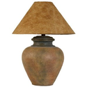 Amazon.com: H6011WD Terracotta Hydrocal Urn Table Lamp: Home Improvement