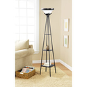 Walmart: Mainstays Etagere Floor Lamp, CFL Bulb Included