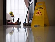 Wet Floor Accident Attorney Santa Clarita | Wet Floor Accident Lawyer