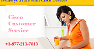 Avail Cisco Customer Service for the technical issues you face with Cisco Devices