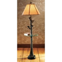 Amazon.com: Grand River Lodge Pine Ridge Floor Lamp with Glass Table: Home Improvement