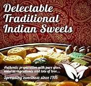 Indian Sweets Online USA | Send Gifts to India from USA, UK