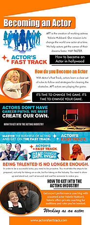 How To Get Into The Acting Industry