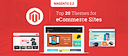 Top 20 Magento 2.2 Themes for Your eCommerce store