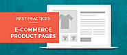 12 Best Practices for E-commerce Product Page in 2018